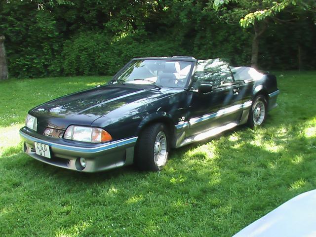 1989 Ford Mustang Gt 50 Ho Convertible Arjun Auto